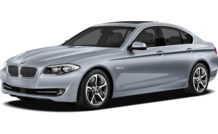 Colors, options and prices for the 2012 BMW ActiveHybrid 5