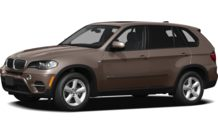 Colors, options and prices for the 2012 BMW X5