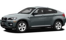 Colors, options and prices for the 2012 BMW X6