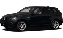 Colors, options and prices for the 2012 BMW X5 M