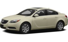 Colors, options and prices for the 2012 Buick Regal