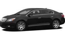 Colors, options and prices for the 2012 Buick LaCrosse