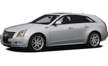 Colors, options and prices for the 2012 Cadillac CTS