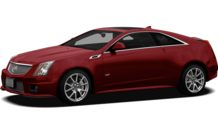 Colors, options and prices for the 2012 Cadillac CTS-V
