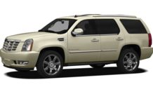 Colors, options and prices for the 2012 Cadillac Escalade