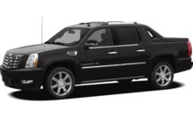 Colors, options and prices for the 2012 Cadillac Escalade EXT