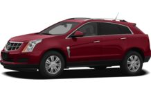 Colors, options and prices for the 2012 Cadillac SRX