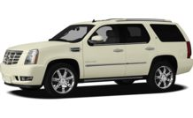 Colors, options and prices for the 2012 Cadillac Escalade Hybrid