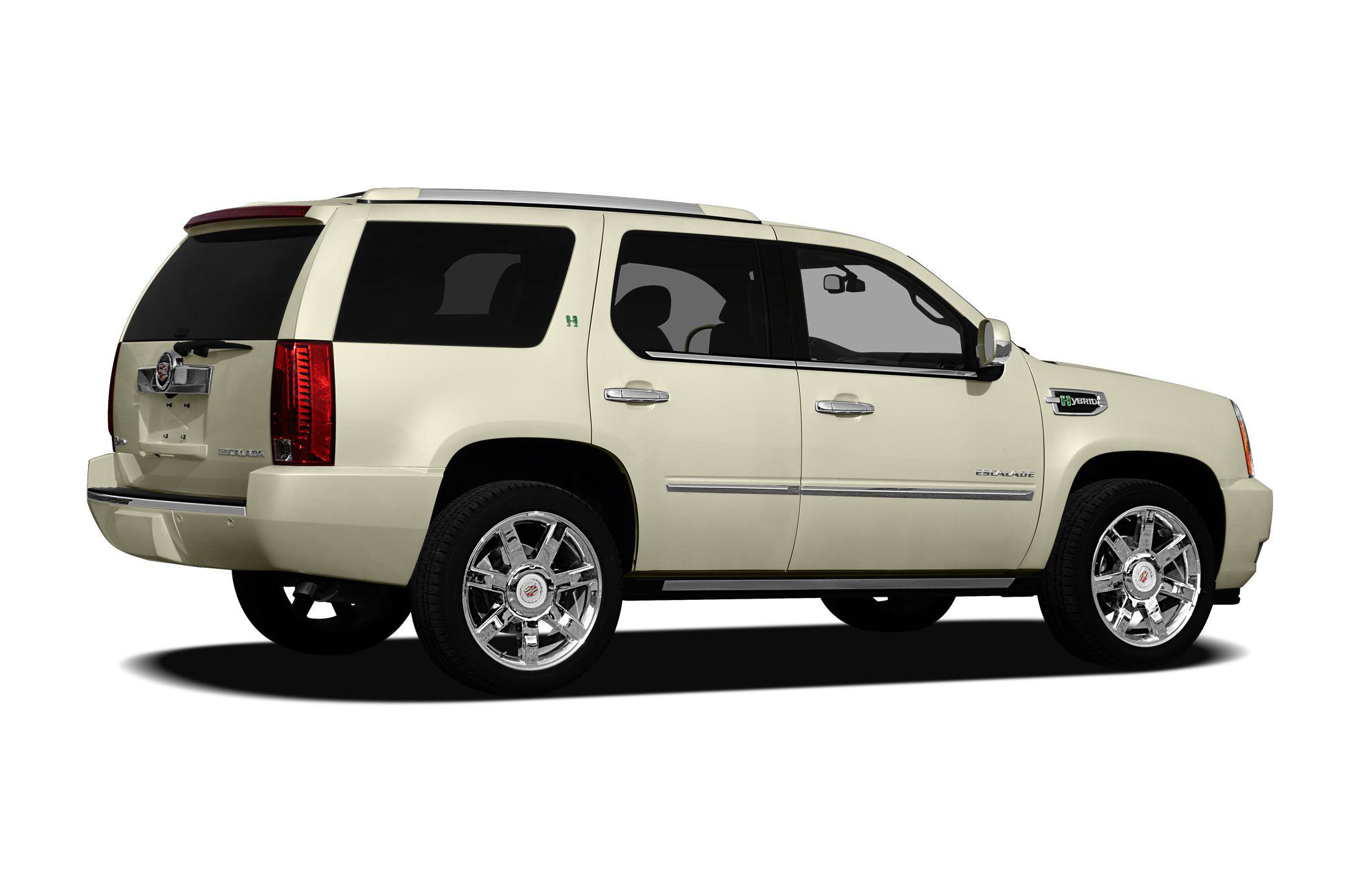 2012 Cadillac Escalade Hybrid Specs Pictures Trims