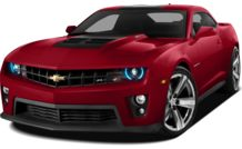 Colors, options and prices for the 2012 Chevrolet Camaro