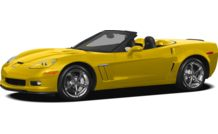 Colors, options and prices for the 2012 Chevrolet Corvette