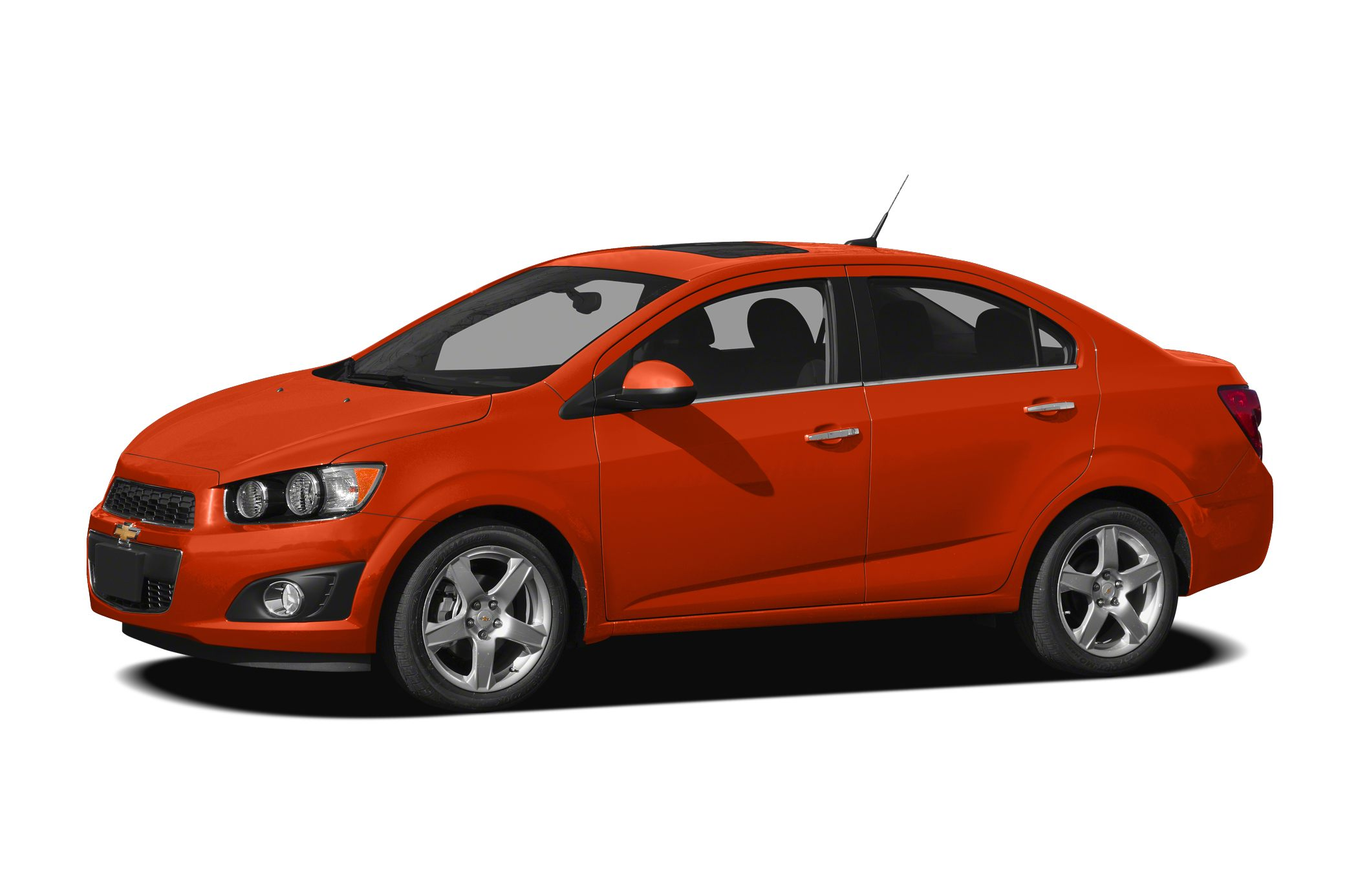 2012 Chevrolet Sonic 1LT Hatchback for sale in Toledo for $10,632 with 40,115 miles