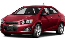 Colors, options and prices for the 2014 Chevrolet Sonic