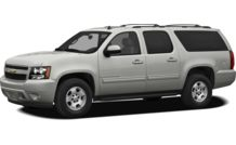 Colors, options and prices for the 2012 Chevrolet Suburban 2500