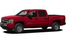 Colors, options and prices for the 2012 Chevrolet Silverado 1500
