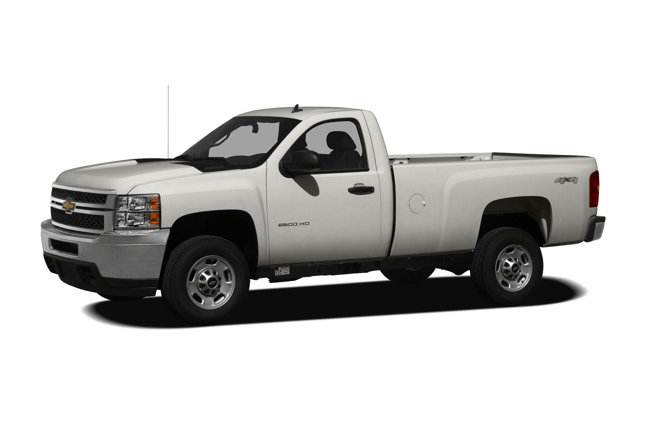2012 Chevrolet Silverado 2500 Work Truck Regular Cab Pickup for sale in Houston for $21,991 with 94,331 miles