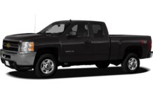 Colors, options and prices for the 2012 Chevrolet Silverado 2500HD