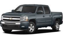 Colors, options and prices for the 2012 Chevrolet Silverado 1500 Hybrid
