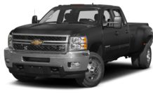 Colors, options and prices for the 2012 Chevrolet Silverado 3500HD
