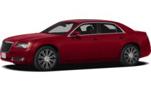 Colors, options and prices for the 2012 Chrysler 300