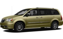 Colors, options and prices for the 2012 Chrysler Town & Country