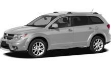 Colors, options and prices for the 2012 Dodge Journey
