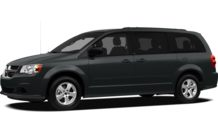 Colors, options and prices for the 2012 Dodge Grand Caravan