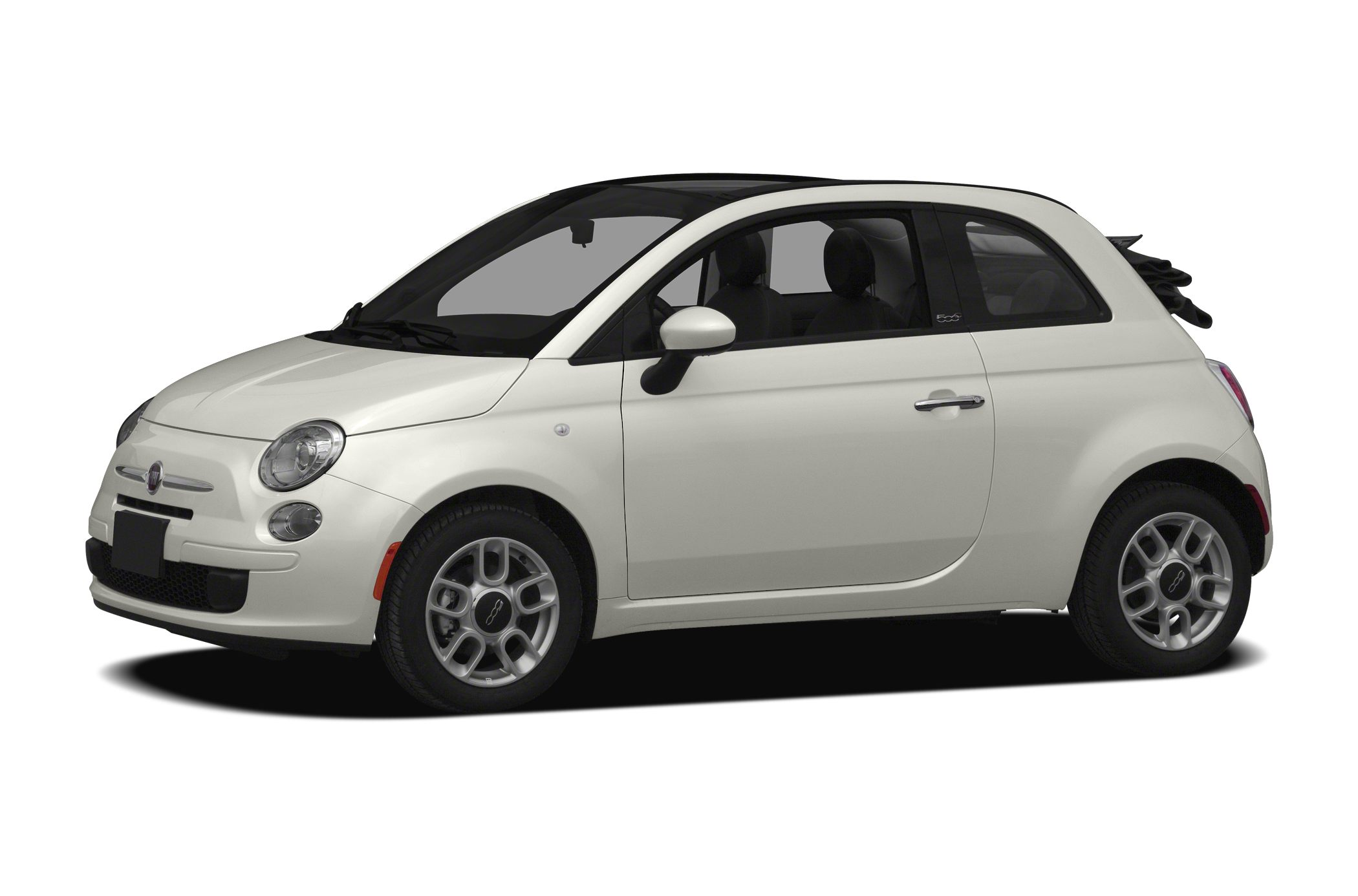 2012 Fiat 500C Lounge Convertible for sale in Greensboro for $0 with 12,969 miles