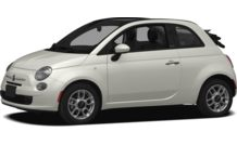 Colors, options and prices for the 2012 FIAT 500c