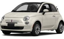 Colors, options and prices for the 2014 FIAT 500c