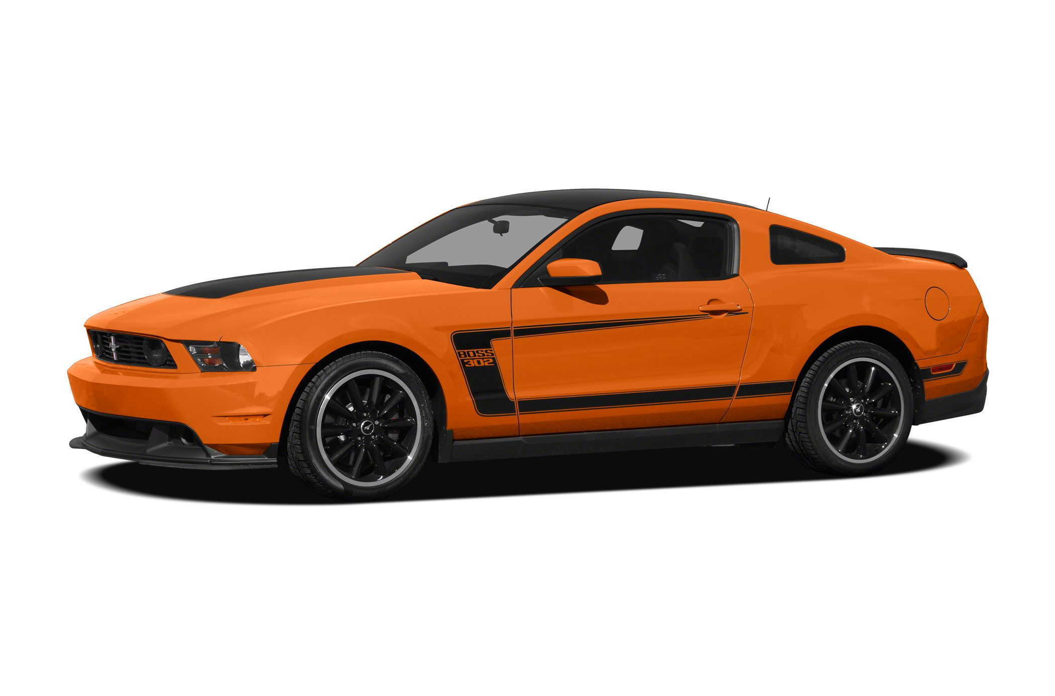 2012 Ford Mustang Boss 302 Coupe for sale in League City for $36,988 with 7,886 miles