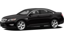 Colors, options and prices for the 2012 Ford Taurus