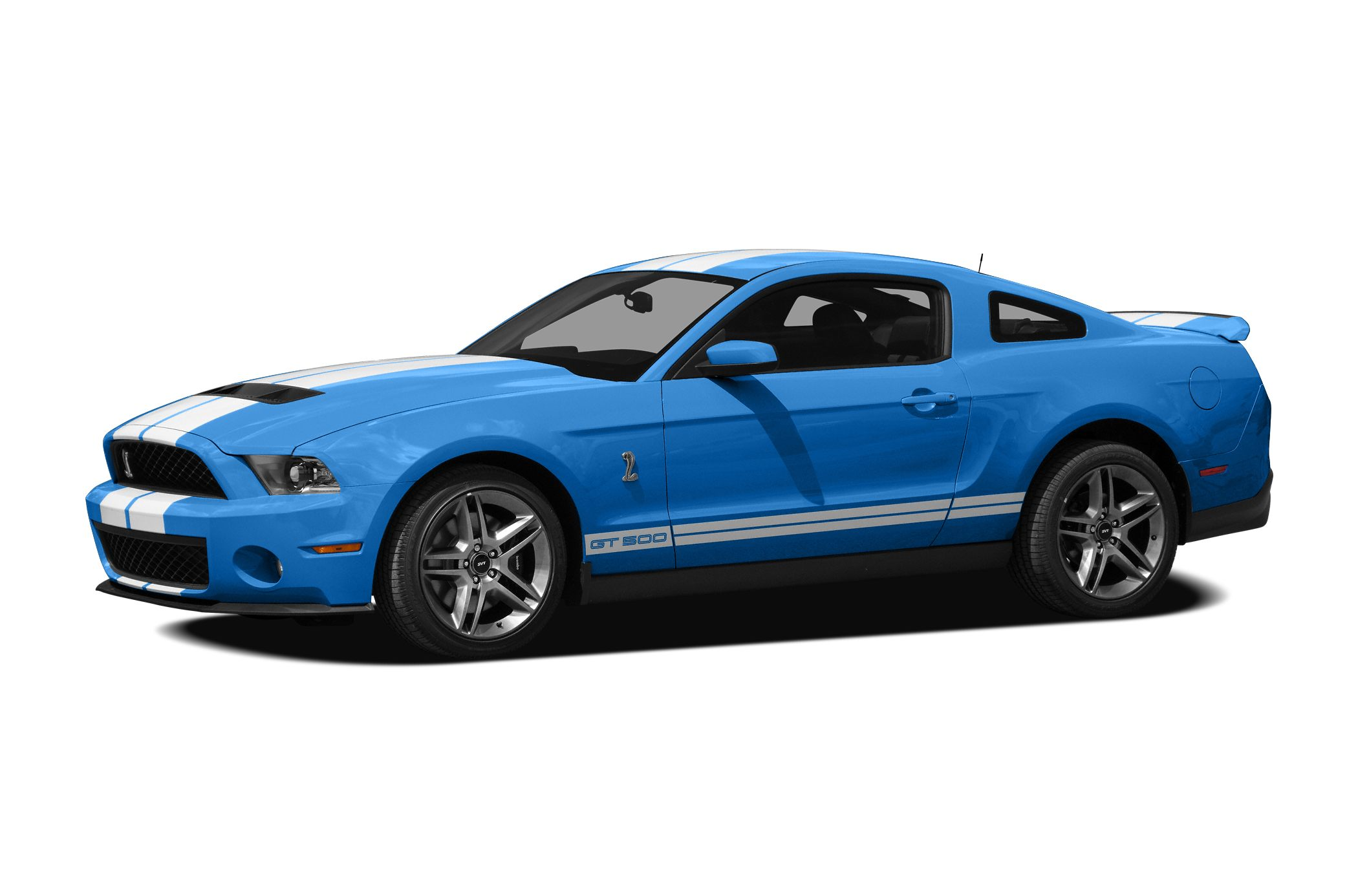 2012 Ford Mustang Shelby GT500 Coupe for sale in Scottsdale for $45,900 with 2,457 miles.