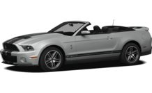Colors, options and prices for the 2012 Ford Shelby GT500