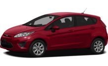 Colors, options and prices for the 2012 Ford Fiesta