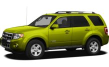 Colors, options and prices for the 2012 Ford Escape Hybrid