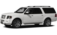 Colors, options and prices for the 2012 Ford Expedition EL
