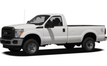 Colors, options and prices for the 2012 Ford F-250