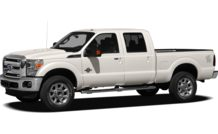Colors, options and prices for the 2012 Ford F-350