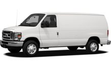 Colors, options and prices for the 2012 Ford E-250