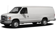 Colors, options and prices for the 2012 Ford E-150