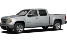 Colors, options and prices for the 2012 GMC Sierra 1500