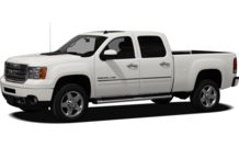 Colors, options and prices for the 2012 GMC Sierra 3500HD