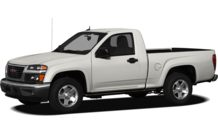Colors, options and prices for the 2012 GMC Canyon