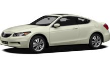 Colors, options and prices for the 2012 Honda Accord