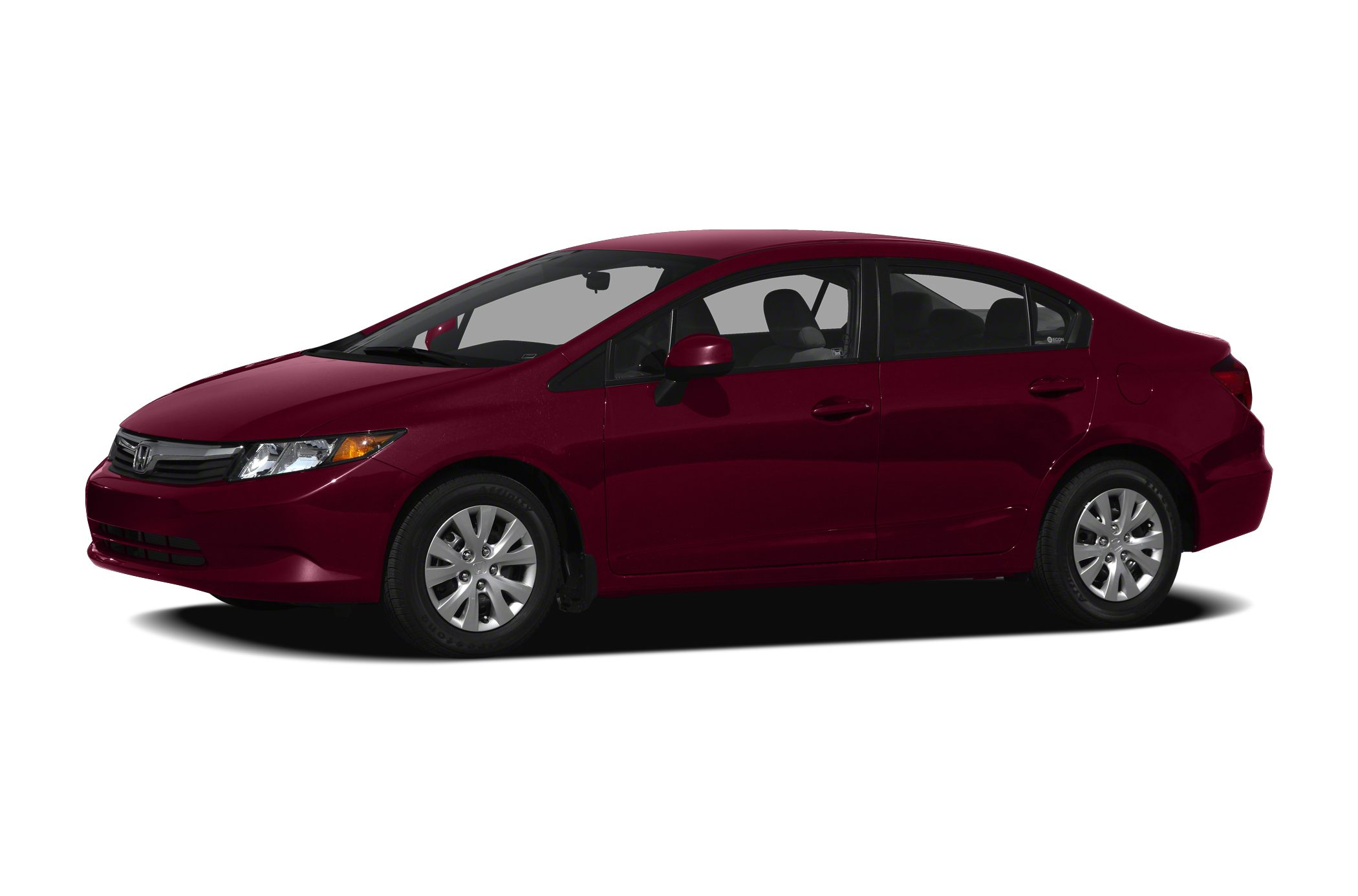 2012 Honda Civic LX Sedan for sale in Chicago for $13,995 with 45,096 miles.