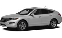 Colors, options and prices for the 2012 Honda Crosstour