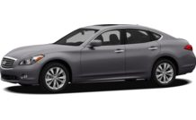 Colors, options and prices for the 2012 Infiniti M37x