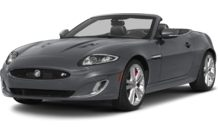 Colors, options and prices for the 2012 Jaguar XK