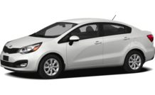 Colors, options and prices for the 2012 Kia Rio